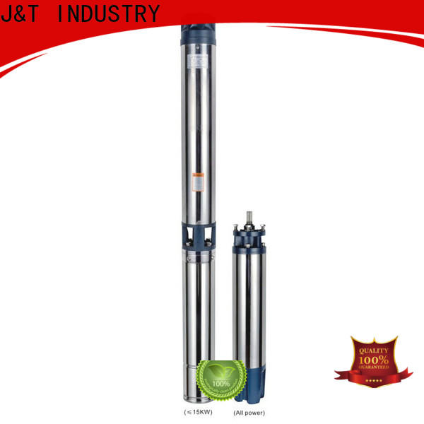 JT open submersible bore pumps for sale Supply for industrial