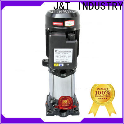Custom multistage pump specification vertical convenient operation for water supply system