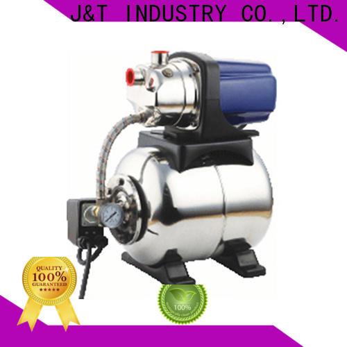 JT aluminum packer jet pump manufacturers for washing