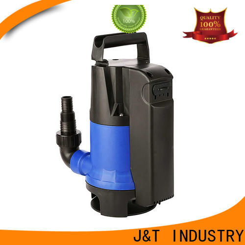 Plastic small pond pump filter combo jdp400qd system for water supply
