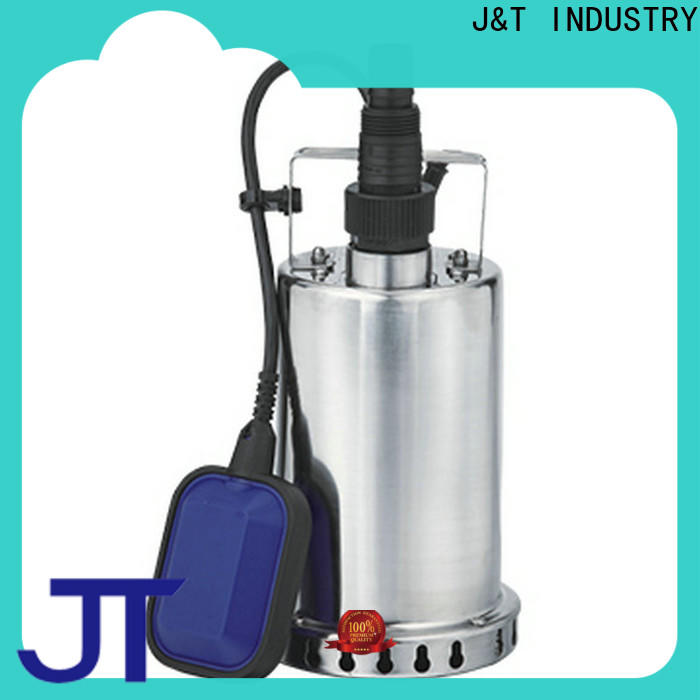 JT Custom large pond pump and filter Suppliers for farmland