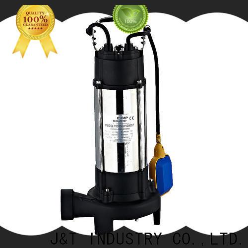 convenient inline sewage grinder pump usa manufacturers for construction sites