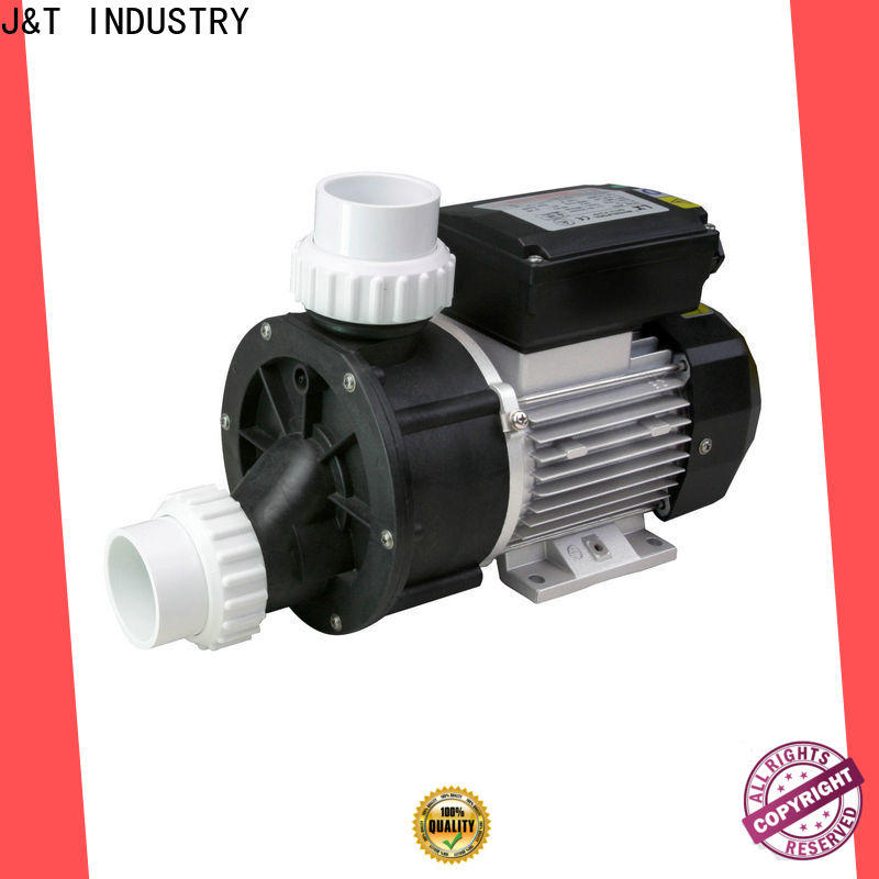 JT bath rebuilt spa pump motors low-noise for SPA pump
