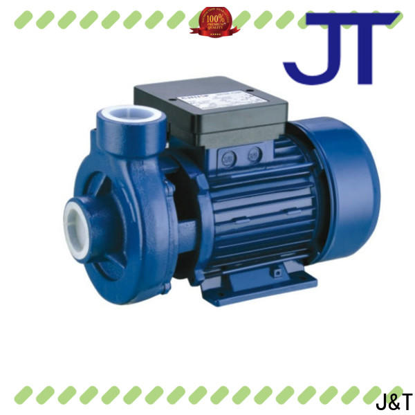 JT Custom industrial centrifugal water pumps company for transportation