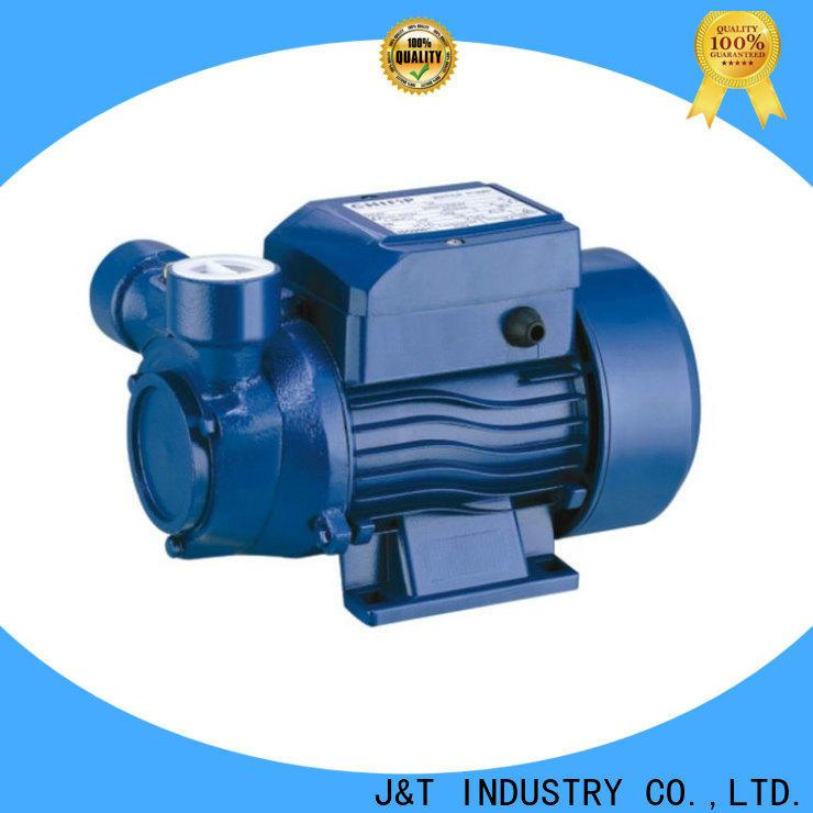 JT iron fuel water pump factory garden
