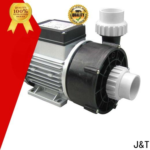 JT automatic hot tub pump replacement motor for basements