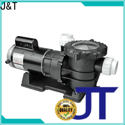 JT circulation above ground swimming pools with deck Supply for swimming pool