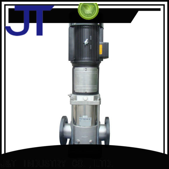 JT stainless steel jockey pump for business for garden