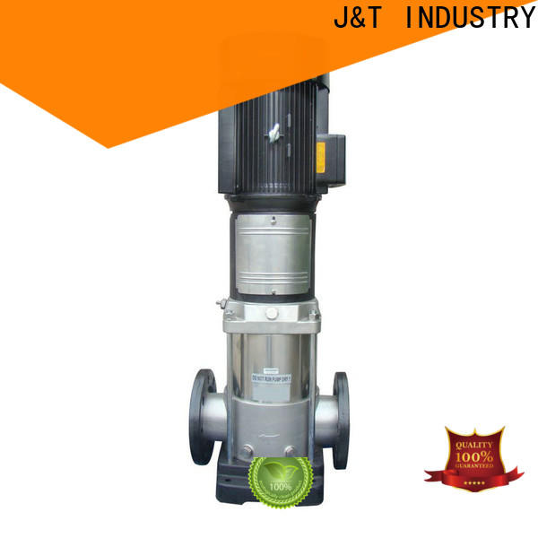 JT electronic vertical pump vs horizontal pump manufacture for swimming pool