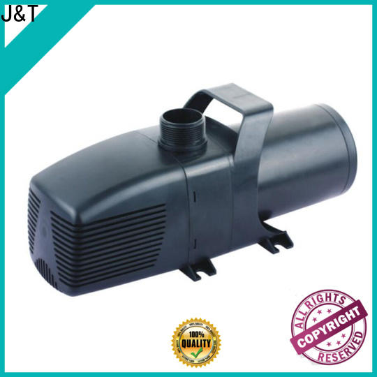 JT jap6000 saltwater aquarium pump energy saving for fountain