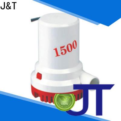 JT marine pumps marine advanced computer technology for building