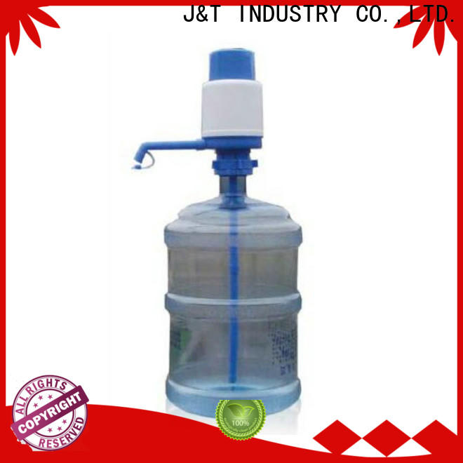 JT operated hand primer pump manufacturers for deep well