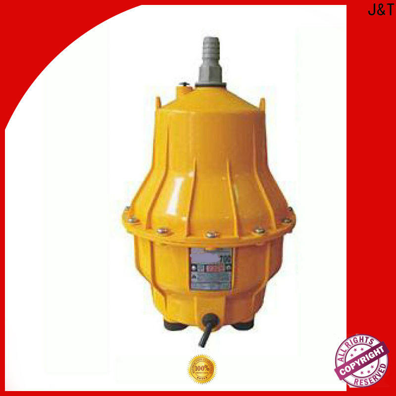 JT vertical pump in fast and convenient installation, for construction