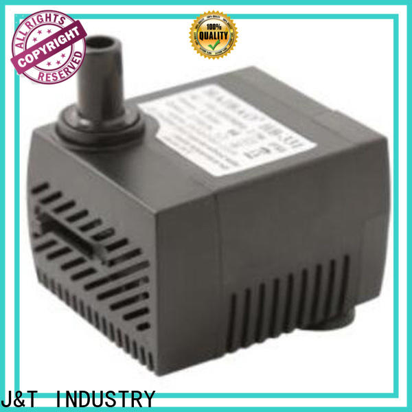JT High-quality battery powered fish tank water pump company for device matching