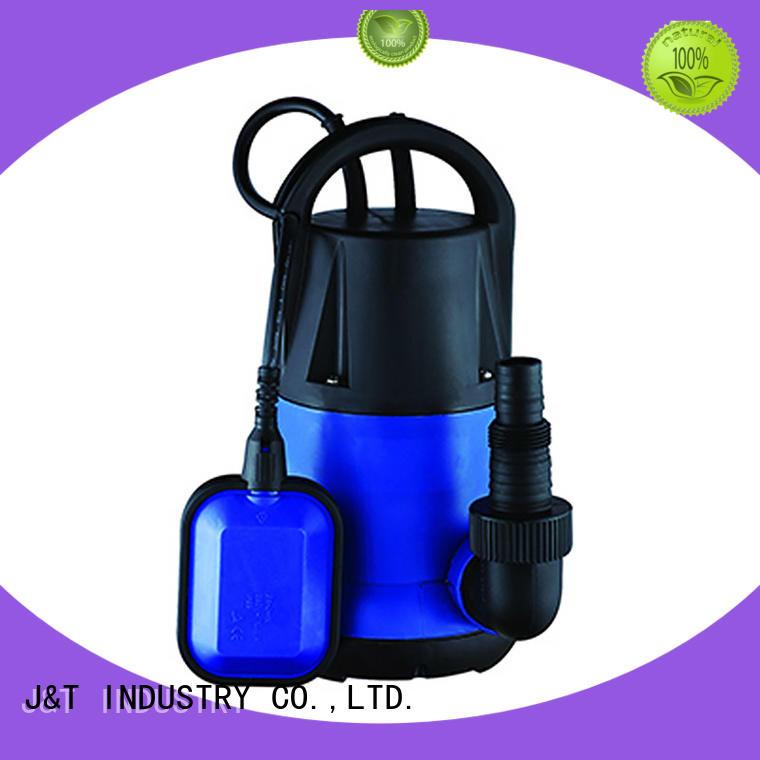 JT Brand sump submersible stainless custom garden hose water pump