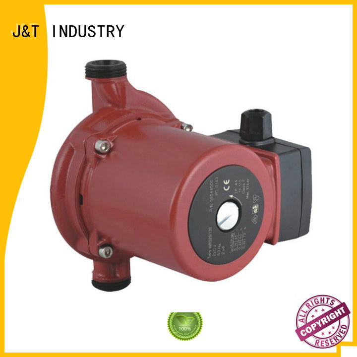 JT copper hot water recirculating pump fire fighting for garden