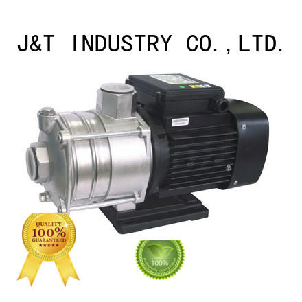electronic horizontal centrifugal pump horizontal convenient operation for water supply system