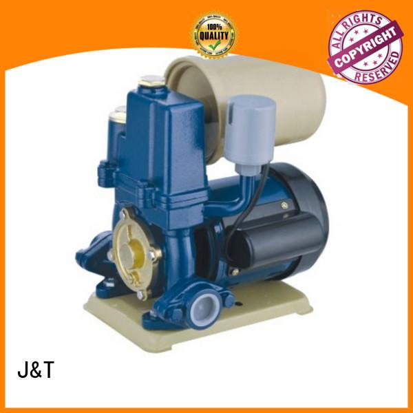JT cast automatic water pump long-distance water transfer for petroleum