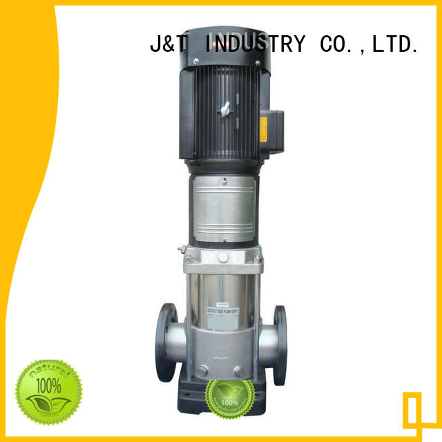 JT electronic vertical well pump irrigation for farm