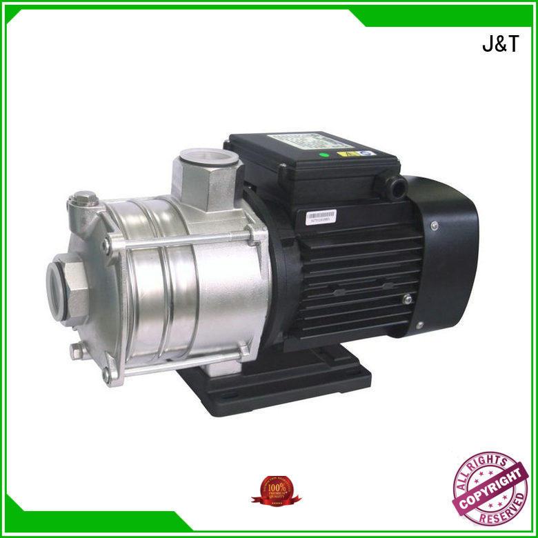 JT centrifugal horizontal submersible water pump irrigation for garden