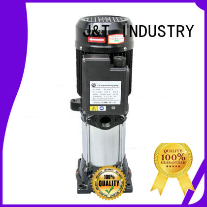 JT multistage vertical high pressure pump high efficiency for swimming pool