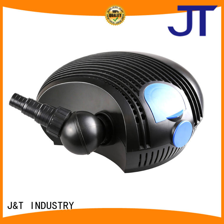 JT garden fish pond filter system Suppliers for house