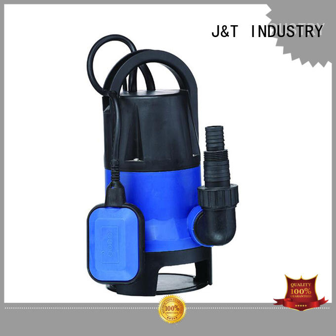 clean best submersible pump system for washing JT