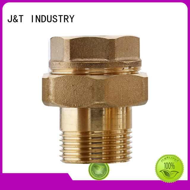 JT pipe brass pipe fittings with pressure for aquariums
