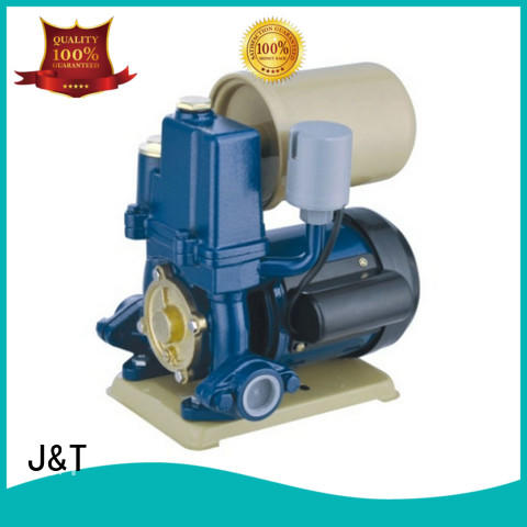 JT automatic high pressure water pump long-distance water transfer for transportation
