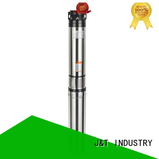 Multistage High Pressure Pump Bore Hole Pump 5SR15