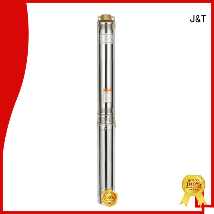 JT plastic PPO submissive pump factory for Lowering