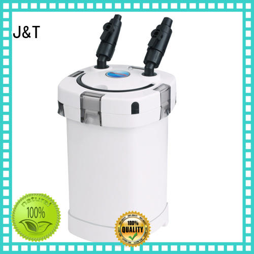 JT durable external canister filter for fresh for house