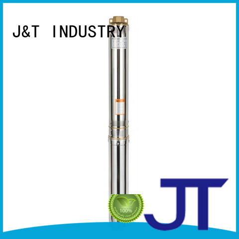 JT stainless steel deep well submersible pump manufacturers well for industrial