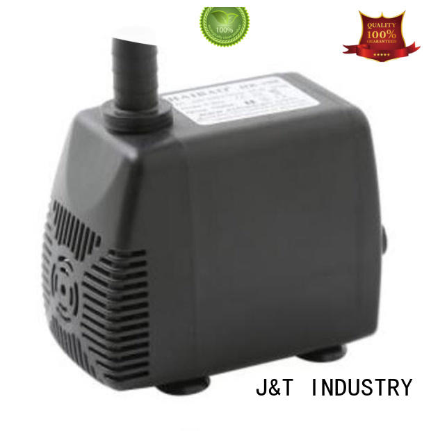 JT easy cleaning aqua air pump for business for aquariums