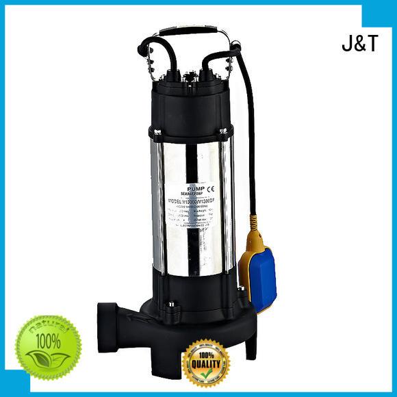 JT aluminum sewage water pump v180f for farmland