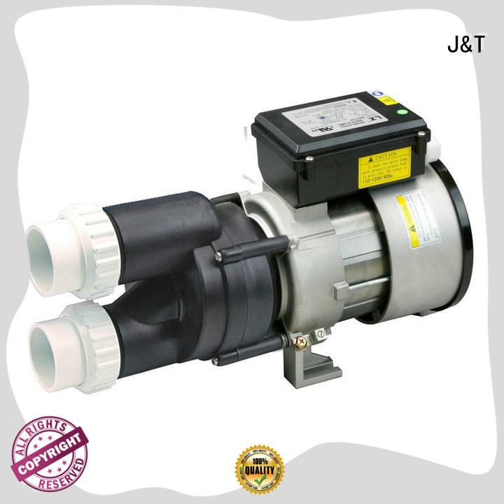 JT convenience bathtub pump system for swimming pool