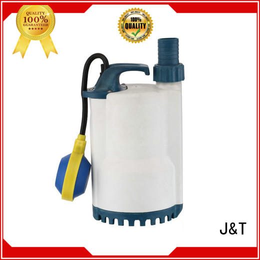 JT Plastic water cleaning pump impeller family