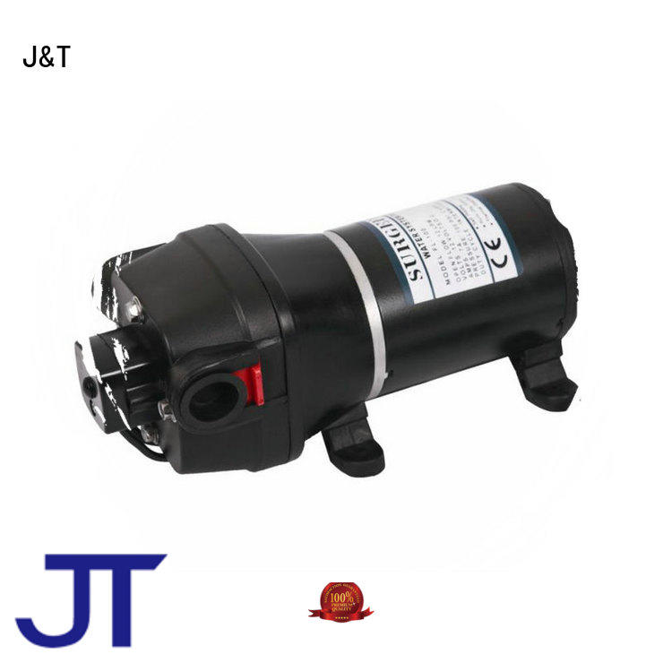 JT professional diaphragm pump head high reliability for sea