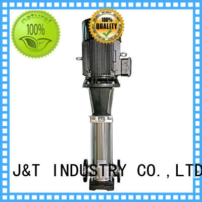 JT pressure horizontal multistage pump filter for booster