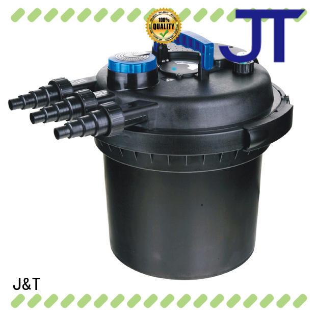 JT High-quality biological pond filter design company