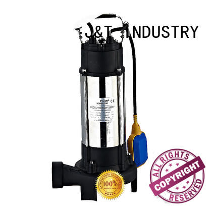 JT Custom submersible pumps for septic tanks Supply for ship