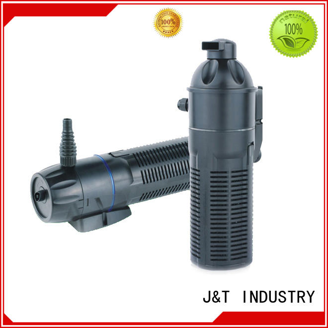 JT easy cleaning aquarium filtration pump for fish for aquarium