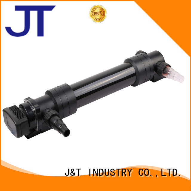 automatic best uv filter for small pond inside factory for building