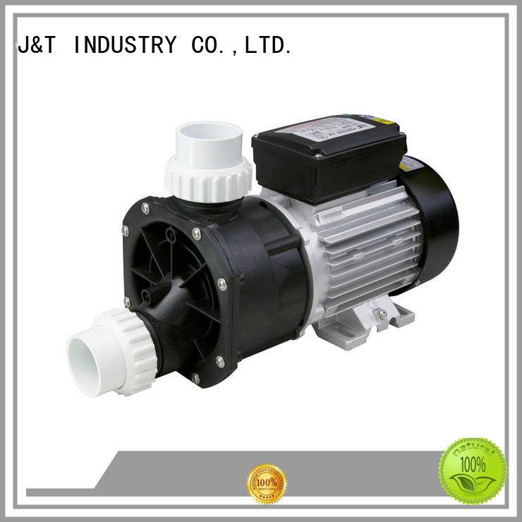 JT Plastic, copper, aluminum hot tub pump tub tub