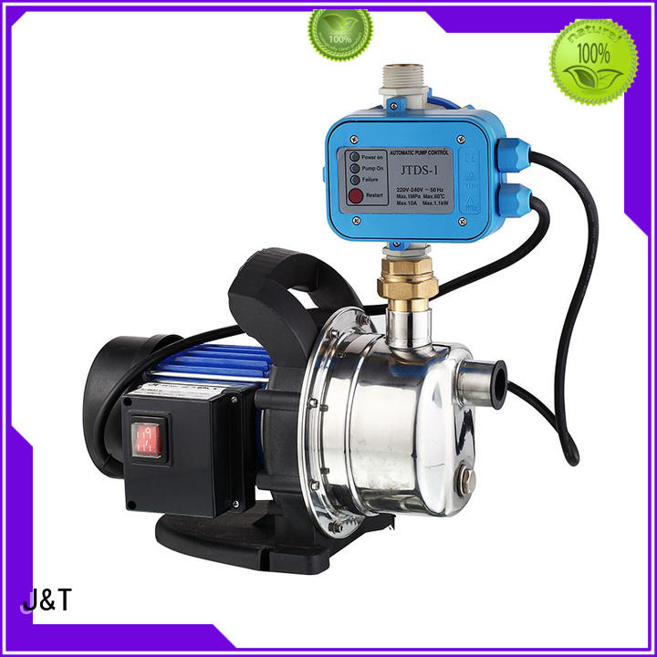 booster garden jet pump steel washing JT
