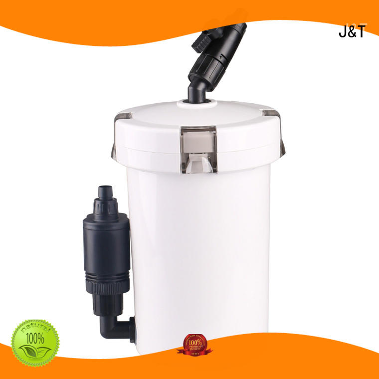 JT automatic external fish tank filter for sale for home