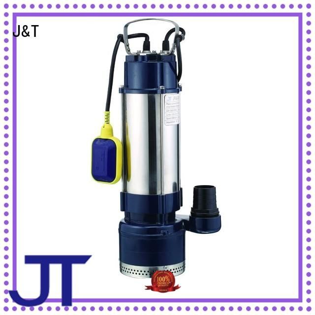JT high lift drainage pump light weight family