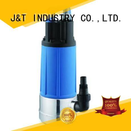 JT plastic best submersible pump for home for fountain