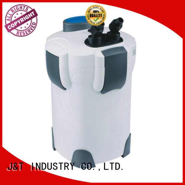 JT durable fish tank canister filter for sale for garden