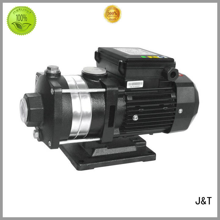 JT water horizontal multistage centrifugal pump irrigation for booster
